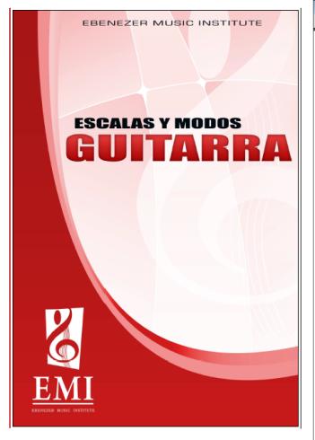 Escalas y Modos de Guitarra