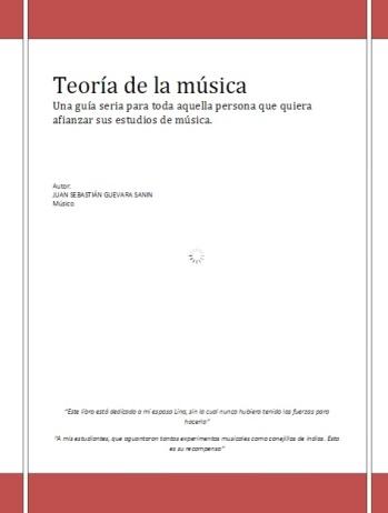 TeoriadelaMusica